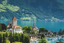 Countries: Switzerland / by Andressa Ferreira