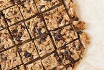 • • Healthy Snack Recipes • • / When you need a quick pick-me-up or mid-afternoon energy boost, these healthy and wholesome snacks are just what you need. With an array of homemade granola bars, spiced nuts, protein balls and more, you'll never go hungry.