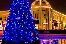 Easton Town Center Holiday Lights