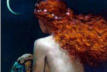 Fantasy Art / by Jessica McKamey