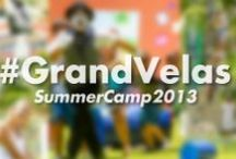 Summer Camp 2013 / Find out what's going on this summer / by Grand Velas Riviera Nayarit