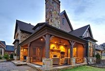 House Dreams / Pictures of Lovely homes & Ideas.