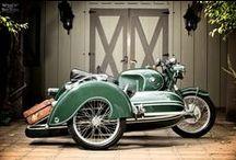 <<Wheels>>  / Lovely cars & Motorbikes