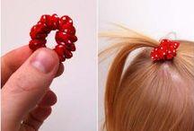 girls hair accessaries
