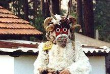 slavic || Folk getup / Przebrania ludowe