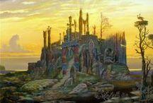 slavic || Architecture and environment / Inspiracje dla architektury, dużych form rzeźbiarskich oraz środowiska.