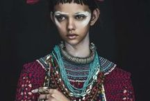 NEW URBAN TRIBES / Mixed elements of different traditions forms a new kind of population,  citizen of the Globe