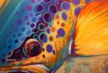 Fish Art / by Ken Odum