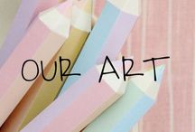 ✍️O U R  A R T✍️ / Hello everyone! This is an art board that anyone can join and post their art! Please just comment and follow whoever you're asking! Please keep all art appropriate! Thanks!!