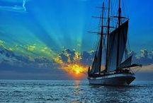 Ships & Waves
