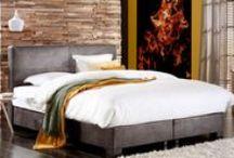 Pullman | NICO VAN DE NES / Pullman maakt al sinds 1937 luxe boxspring bedden en matrassen. Verkrijgbaar in NICO VAN DE NES
