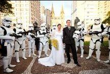 Casamento temático Star Wars / Inspirações de casamentos temáticos da saga Star Wars