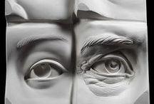 3d art || Eyes