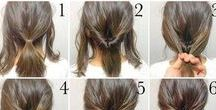 DIY Hair / How to make your hair look fabulous for all occasions