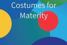 Halloween Costumes for Maternity / A collection of hilarious and wild Halloween costumes for pregnant women!