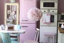 Vintage κουζίνα
