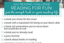 2017 Reading Challenge /  This board features all the books I have read in 2017.