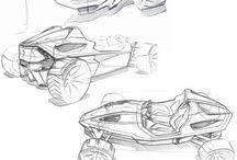 Design Transport Sketch
