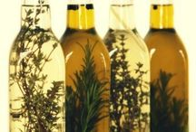 Oils and extracts