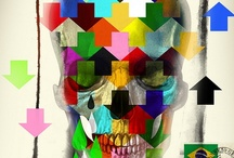 ART I LOVE / Inspiring Stuff - Mixed Media / by Vapor Maché