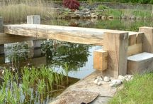 Garden structures / Some simple and some spectacular garden design - that catches my eye !