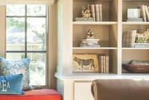 Bookcases / by Nell Hill's