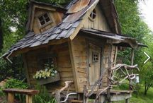 Quirky timber buildings / The best in unusual and quirky timber building design !