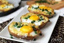 Breakfast / There is nothing better than a great breakfast to start the morning or to surprise a loved one with. Tons of great breakfast ideas that are simple and new to test out