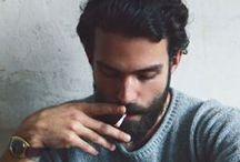 Bearded hunks