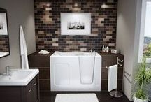 Walk In Tubs / We carry and install Therapy Tubs because they are the best therapy tubs on the market.