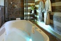 Spas and Whirlpools / A wonderful way to relax and rejuvenate your body.