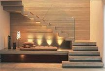 Stairs / by Vanilla & Ebony