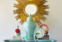 Mirrors, Mirrors, Mirrors / Decorating with mirrors / by Nell Hill's