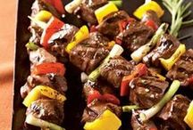 Gluten Free BBQ / Recipes and inspiration of items to serve for Gluten Free guests at summer BBQ's. We have tips on how to avoid cross contamination on our website - http://www.newburnbakehouse.com/coeliac-disease-faqs