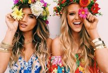 Hair ♡ / Style inspiration, ideas and tutorials to keep yo mane in check!