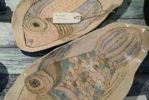 Keramiek -Ceramics / Eigen werk