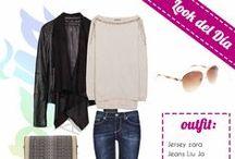 Look del día / Encuentra ideas para combinar tu ropa cada día.