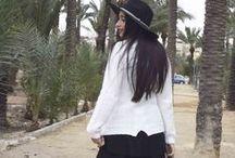 Moda / Fashion blogger / Imágenes de mi día a día en España.