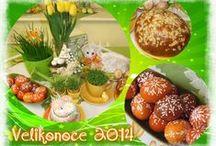 velikonoce (Easter)