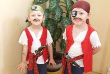 dětský karneval (children carnival costumes)
