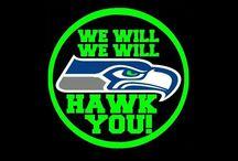 Seattle Seahawks / Go Seahawks!!