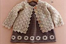 Crochet to baby & kids