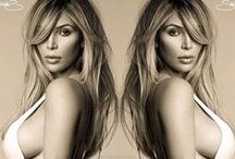 Kim and Kloe ❤️