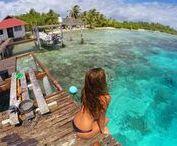 Life in Tahiti / The beauty of Tahiti and its islands seen by the KALOEA Girls