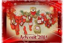 adventní kalendáře (advent calendars)