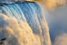 Waterfalls / by Thierry / Lydia