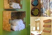 nápady do bytu (ideas for flat)