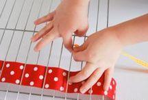 s dětmi - motorika, Montessori apod. (with children - motor skills, Montessori etc.)