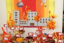 párty Hasič Sam (party Fireman Sam)