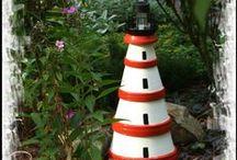 Majáky (lighthouses)